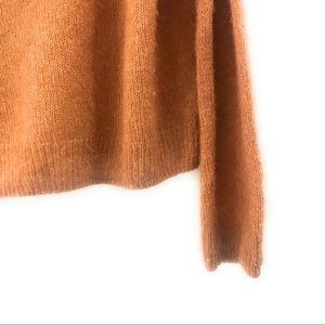 Free People Sweaters - Free People Alpaca Wool Blend Oversized Sweater, M